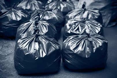 melrose rubble bags